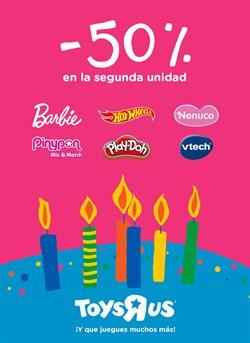 Ofertas de Juguetes y bebes  en el folleto de ToysRus en Martorell