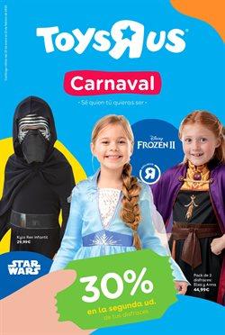 Ofertas de Juguetes y Bebés en el catálogo de ToysRus en Zarautz ( 2 días más )