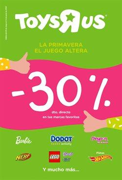 Ofertas de Juguetes y Bebés en el catálogo de ToysRus en El Puerto De Santa María ( 3 días publicado )