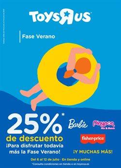 Ofertas de Deporte en el catálogo de ToysRus en Nájera ( 3 días publicado )