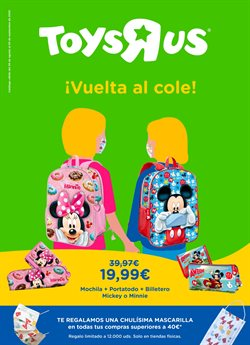 Ofertas de Juguetes y Bebés en el catálogo de ToysRus en Irún ( Caduca hoy )