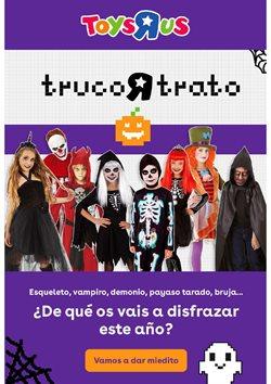 Ofertas de Juguetes y Bebés en el catálogo de ToysRus en Fuente Álamo de Murcia ( 9 días más )
