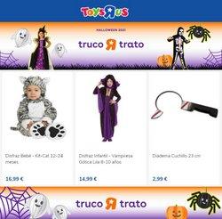 Ofertas de Juguetes y Bebés en el catálogo de ToysRus ( 8 días más)