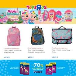 Ofertas de Juguetes y Bebés en el catálogo de ToysRus ( Publicado ayer)