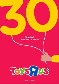 Catálogo ToysRus ( Caduca hoy)