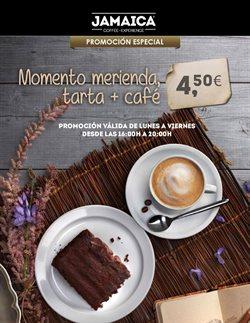 Ofertas de Restauración  en el folleto de Jamaica Coffee Shop en Sevilla