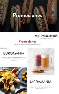Catálogo 100 Montaditos ( 2 días más)