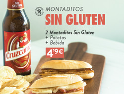 Ofertas de 100 Montaditos  en el folleto de Madrid