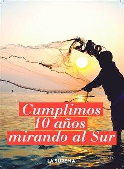 Ofertas de Restauración  en el folleto de La Sureña en Córdoba