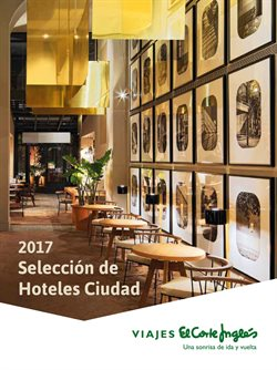 Ofertas de Viajes El Corte Inglés  en el folleto de Guadalajara