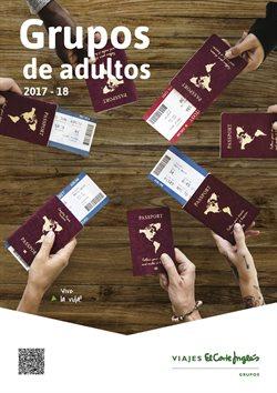 Ofertas de Viajes de novios  en el folleto de Viajes El Corte Inglés en Málaga