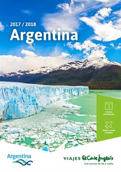 Ofertas de Viajes  en el folleto de Viajes El Corte Inglés en Madrid