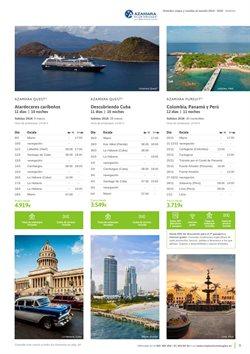 Ofertas de Viajes al Caribe  en el folleto de Viajes El Corte Inglés en Las Palmas de Gran Canaria