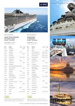 Ofertas de Viajes a Tailandia  en el folleto de Viajes El Corte Inglés en Telde