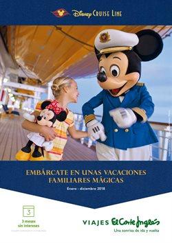 Ofertas de Viajes El Corte Inglés  en el folleto de Barcelona