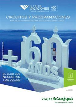 Ofertas de Viajes  en el folleto de Viajes El Corte Inglés en Ourense