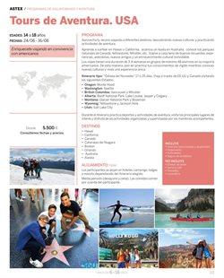 Ofertas de Protos  en el folleto de Viajes El Corte Inglés en Barcelona