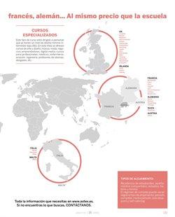 Ofertas de Viajes a París  en el folleto de Viajes El Corte Inglés en Mairena del Aljarafe