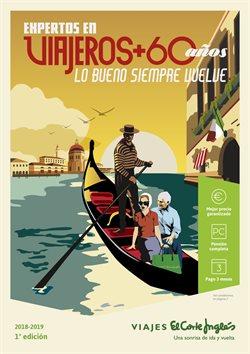 Ofertas de Viajes El Corte Inglés  en el folleto de Benidorm