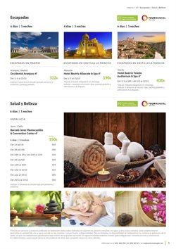 Ofertas de Viajes a Madrid  en el folleto de Viajes El Corte Inglés en Madrid