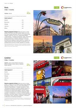 Ofertas de Viajes a Londres  en el folleto de Viajes El Corte Inglés en León