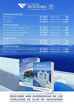 Ofertas de Viajes a Rusia  en el folleto de Viajes El Corte Inglés en Arrecife