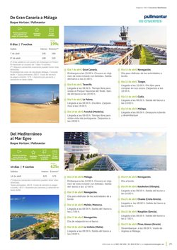 Ofertas de Viajes a Portugal  en el folleto de Viajes El Corte Inglés en Sanlúcar de Barrameda
