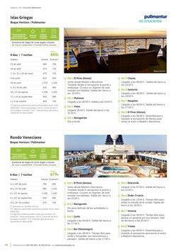 Ofertas de Viajes a Croacia  en el folleto de Viajes El Corte Inglés en Madrid