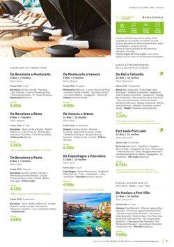 Ofertas de Viajes a Italia  en el folleto de Viajes El Corte Inglés en Telde