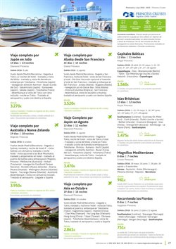 Ofertas de Viajes a Japón  en el folleto de Viajes El Corte Inglés en Madrid