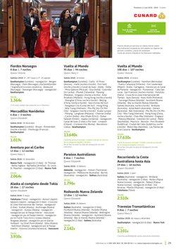 Ofertas de Viajes a costas  en el folleto de Viajes El Corte Inglés en Sevilla