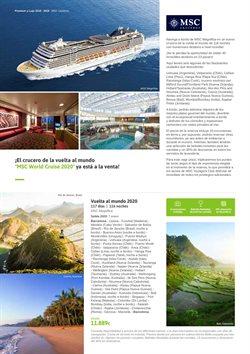 Ofertas de Viajes a Perú  en el folleto de Viajes El Corte Inglés en Madrid