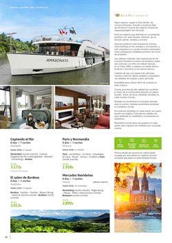 Ofertas de Viajes a Hungría  en el folleto de Viajes El Corte Inglés en Barcelona