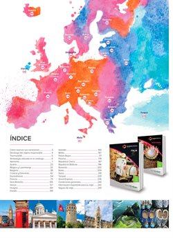 Ofertas de Viajes a Rusia  en el folleto de Viajes El Corte Inglés en Telde