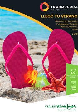Ofertas de Viajes El Corte Inglés  en el folleto de Mérida
