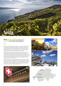 Ofertas de Hoteles  en el folleto de Viajes El Corte Inglés en Madrid