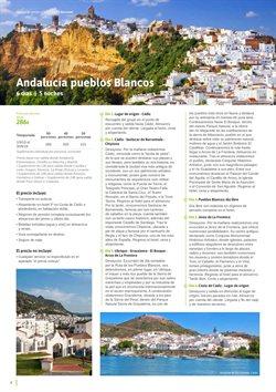 Ofertas de Hoteles  en el folleto de Viajes El Corte Inglés en Sanlúcar de Barrameda