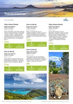Ofertas de Viajes a República Dominicana  en el folleto de Viajes El Corte Inglés en Sant Feliu