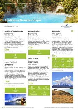 Ofertas de Viajes a China  en el folleto de Viajes El Corte Inglés en Madrid
