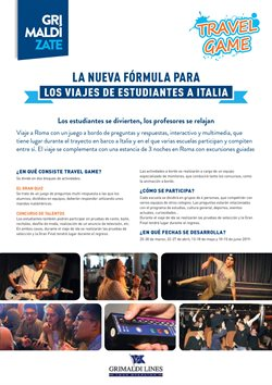 Ofertas de Viajes a Disneyland  en el folleto de Viajes El Corte Inglés en Sant Feliu
