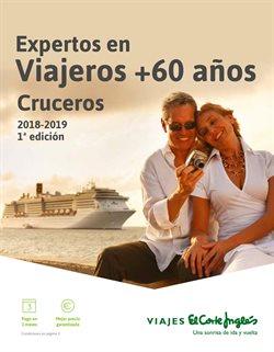 viajes corte ingles mayores 55 anos catalogo