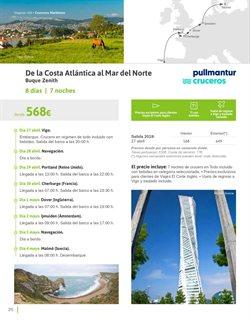 Ofertas de Viajes a Amsterdam  en el folleto de Viajes El Corte Inglés en Madrid
