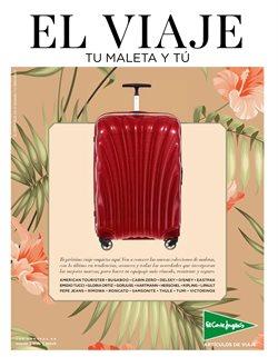 Ofertas de Maletas  en el folleto de Viajes El Corte Inglés en Madrid