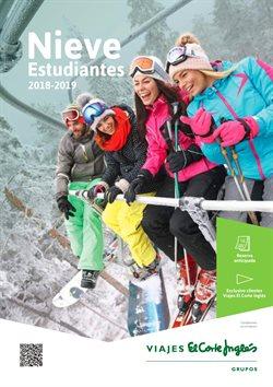 Ofertas de Viajes  en el folleto de Viajes El Corte Inglés en San Bartolomé de Tirajana