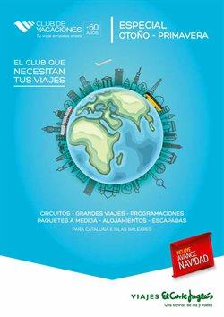 Ofertas de Viajes El Corte Inglés  en el folleto de L'Hospitalet de Llobregat