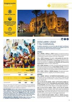 Ofertas de Hoteles  en el folleto de Viajes El Corte Inglés en Cerdanyola del Vallès