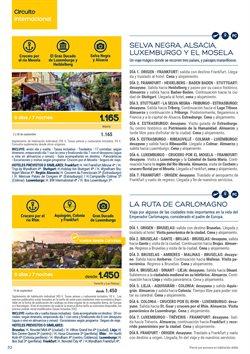 Ofertas de Cruceros  en el folleto de Viajes El Corte Inglés en Santa Lucía de Tirajana