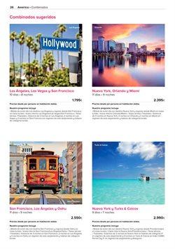 Ofertas de Viajes a Nueva York  en el folleto de Viajes El Corte Inglés en L'Hospitalet de Llobregat