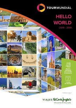 Ofertas de Viajes  en el folleto de Viajes El Corte Inglés en La Orotava