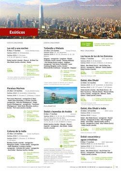 Ofertas de Viajes a la India  en el folleto de Viajes El Corte Inglés en L'Hospitalet de Llobregat